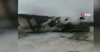Taliban: ABD uçağını vurduk