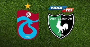 Trabzonspor - Yukatel Denizlispor Maçı Canlı İzle! | Trabzonspor - Yukatel Denizlispor Saat Kaçta Hangi Kanalda?