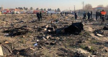Ukrayna düşen uçakla ilgili kanıtların paylaşılması çağrısı yaptı