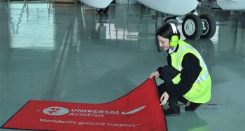 Universal Havacılık, Türkiye pazarına adım attı