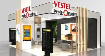 Vestel Proje Ortağım, ACE of M.I.C.E. Fuarı'nda sektörle buluşacak