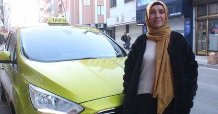 26 yıllık deneyimi, 52 yaşında taksici yaptı!