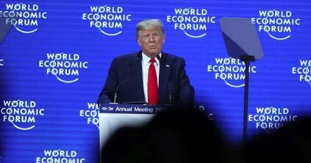 """ABD Başkanı Donald Trump: """"ABD'nin ekonomik toparlanması muhteşem"""""""