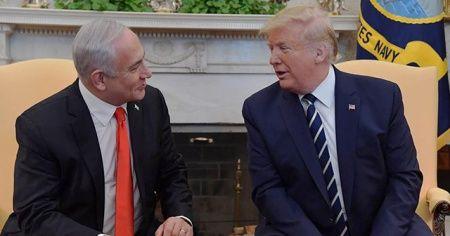ABD Başkanı Trump, sözde Orta Doğu barış planını açıkladı!