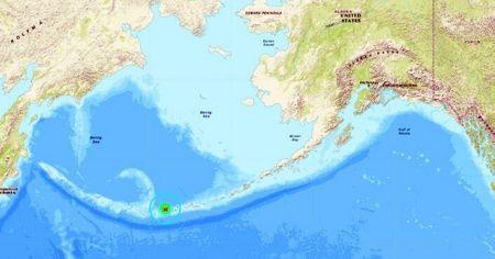 ABD'de 6.2 büyüklüğünde deprem