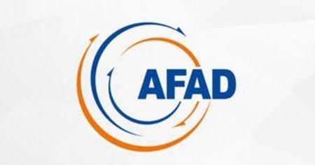 AFAD: Hastanelere başvuran 1607 vatandaşımızdan 1515'i taburcu edilmiştir