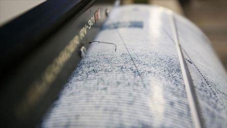 Akdeniz açıklarında 5.4 deprem!