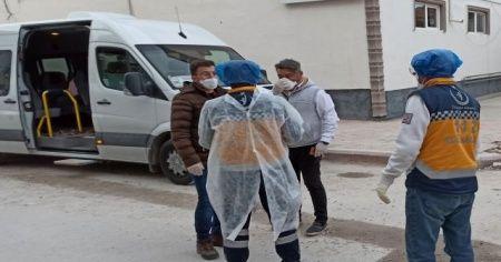 Aksaray'da korona virüsü paniği