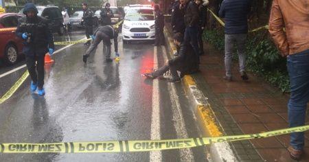 Alacak verecek tartışmasında bir kişi silahla yaralandı