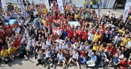Alternatif Enerjili Elektrikli Araç Yarışları için start verildi