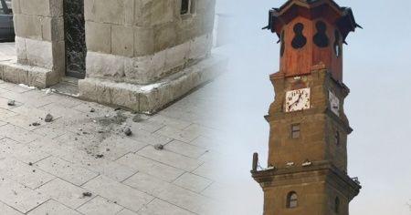 Ankara'daki deprem Sungurlu'da da hissedildi