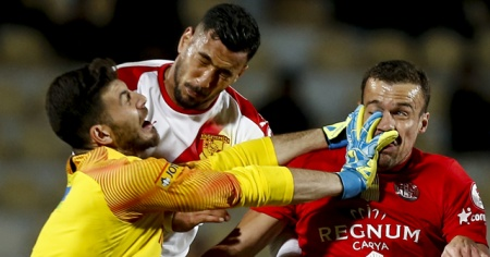 7 gollü maçta gülen taraf Antalyaspor oldu