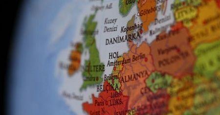 Avrupa'dan destek ve geçmiş olsun mesajları