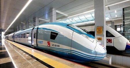 Bakan Turhan müjdeyi verdi! Kırıkkale'ye hızlı tren geliyor