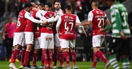 Başakşehir'in rakibi Portekiz Lig Kupası'ndan elendi