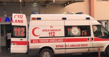 Batman'da trafik kazası: 9 yaralı