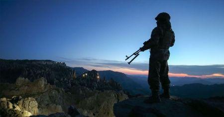 Bingöl'de 1 askerimizi şehit eden teröristler Tunceli'de etkisiz hale getirildi