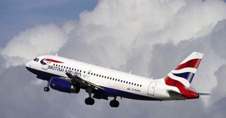 British Airways koronavirüs nedeniyle Çin'e tüm uçuşlarını durdurdu
