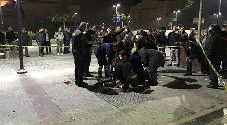 Bursa'da kafede silahlı saldırı: 2 yaralı