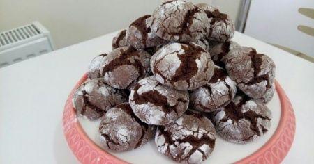 Çatlak kurabiye tarifi, Çatlak kurabiye nasıl yapılır ve Çatlak kurabiye yapımı ve hazırlanışı