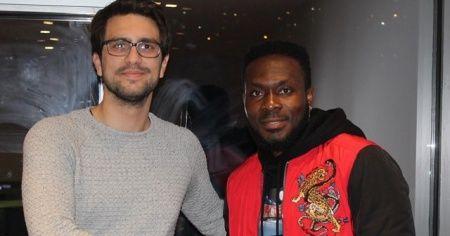 Çaykur Rizespor'dan ayrılan Attamah yeni takımıyla imzaladı