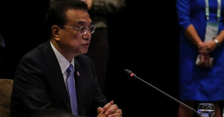 Çin Başbakanı Li yeni koronavirüs salgınının etkisi altındaki Vuhan'da