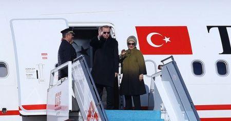 Cumhurbaşkanı Erdoğan, 150. resmi yurt dışı ziyaretini Almanya'ya yapacak