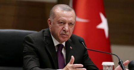 Cumhurbaşkanı Erdoğan Cezayir'e gitti