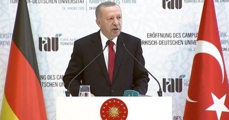 Cumhurbaşkanı Erdoğan: Libya'daki kaos ortamı tüm Akdeniz havzasını etkileyecektir