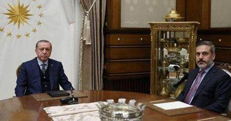 Cumhurbaşkanı Erdoğan: İsrail Hakan Fidan'ı hedef gösteriyorsa doğru yoldayız