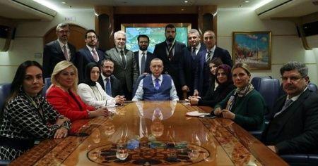 Cumhurbaşkanı Erdoğan: 'Libya'da Türkiye'nin mevcudiyeti barış umutlarını arttırmıştır'