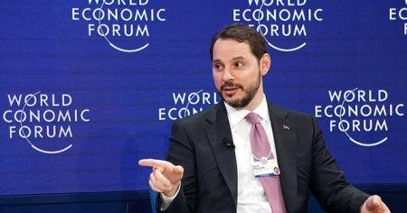 Davos Zirvesi'nde 3. gün! Bakan Albayrak'tan kritik görüşme