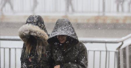 Doğuda kar, batıda yağmur! Meteoroloji uyardı