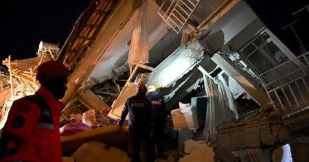 Elazığ'da büyük deprem