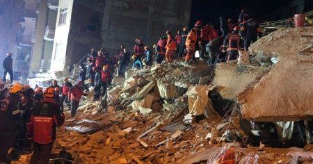 Elazığ depreminde 30 vatandaşımız hayatını kaybetti