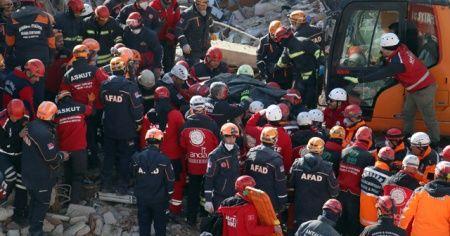 Elazığ depreminde can kaybımız 41'e yükseldi