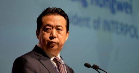 Eski Interpol Başkanı Hongvey'e rüşvetten hapis cezası