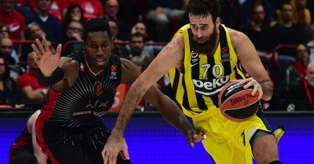 Fenerbahçe Beko, AX Armani Exchange Milan'ı konuk edecek