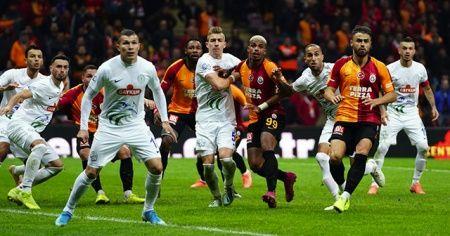 Galatasaray, kupada tur peşinde