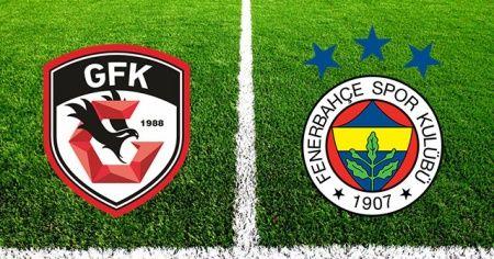 Gaziantep Fenerbahçe Maçı Canlı İzle Saat Kaçta Hangi Kanalda? Gaziantep FB Maçı Şifresiz Mi?