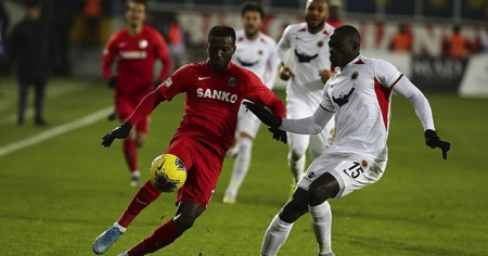 Gaziantep FK, Gençlerbirliği maçında 'kural hatası' yapıldığı gerekçesiyle TFF'ye başvuracak