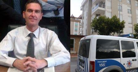 Gümrük çalışanı adam evinde ölü bulundu
