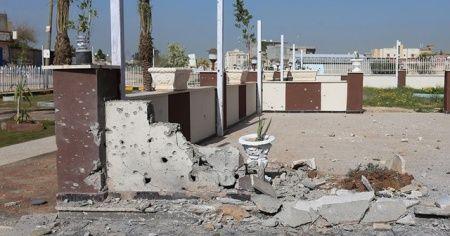 Hafter Trablus'ta okula saldırdı: Ölü ve yaralılar var