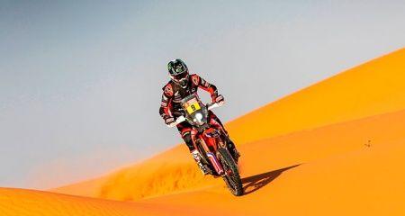 Honda ve Ricky Brabec 2020 Dakar Rallisi'nden zaferle döndü