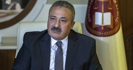 HSK Başkanvekili Yılmaz: 400 hakim ve savcı ile ilgili süren soruşturma var