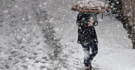 İBB'den son dakika kar yağışı uyarısı!  Yarın kar geliyor