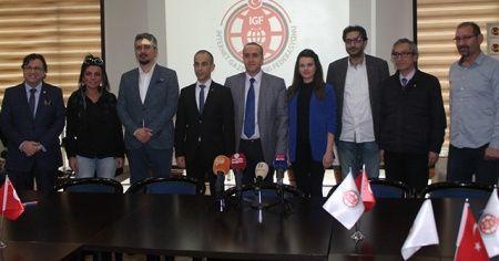 İnternet Gazetecileri Federasyonu Bursa'da kuruldu