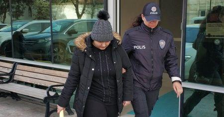 Iraklı kız hırsızlık yaparken yine yakalandı, yine serbest bırakıldı