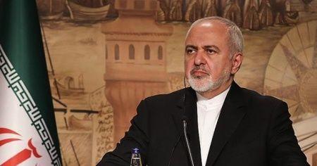 """İran Dışişleri Bakanı Zarif: """"Ukrayna yolcu uçağını düşüren kişi hapiste"""""""