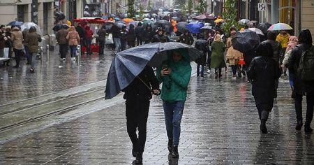 İstanbul'da bugün ve yarın hava nasıl olacak